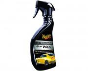 Автомобильный воск с распылителем Meguiar's G175 Ultimate Quick Wax (450мл)
