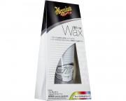 Синтетический воск для автомобилей белого и светлых цветов Meguiar's G6107 White Wax (198г)