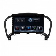 Штатная магнитола Abyss Audio MP-9177 DSP для Nissan Juke 2010-2014 (Android 10)