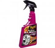 Очиститель колесных дисков и шин Meguiar's G95 Hot Rims All Wheel & Tire Cleaner (709мл)