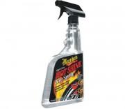 Полироль-спрей для ухода за шинами Meguiar's G120 Hot Shine Tire Spray (710мл)