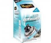 Нейтрализатор запахов с ароматом нового автомобиля Meguiar's G164 Air Refresher New Car Scent (59мл)