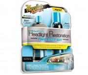 Набор для ухода за пластиковыми фарами Meguiar's G2000 Perfect Clarity Headlight Restoration