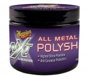 Очиститель-полироль для металлических деталей Meguiar's G13005 NXT Generation All Metal Polish (148мл)
