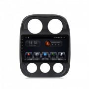 Штатная магнитола Abyss Audio QS-0180 DSP для Jeep Compass 2010-2016 (Android 10)
