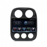 Штатная магнитола Abyss Audio MP-0180 DSP для Jeep Compass 2010-2016 (Android 10)