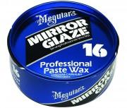 Профессиональный твердый воск-паста Meguiar's M16 Mirror Glaze Professional Paste Wax (312г)