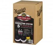 Набор для коррекционной полировки кузова Meguiar's DMCKIT5 Microfiber Correction System 5 Starter Kit