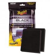 Губки для чернения пластика, винила и резины Meguiar's G15800 Ultimate Black Trim Sponge