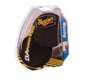 Набор мягких кругов для полировки Meguiar's G3509INT DA Waxing Power Pad STEP3