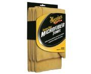 Meguiar's Набор полотенец микрофибровых Meguiar's X2020 Supreme Shine Microfiber Towel