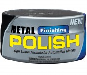 Финишный полироль для металла Meguiar's G156 Metal Finishing Polish (148мл)