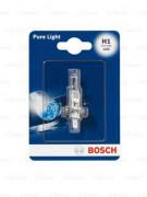 Лампа галогенная Bosch Pure Light 1987301005 (H1)