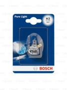 Лампа галогенная Bosch Pure Light 1987301006 (H3)