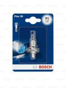 Лампа галогенная Bosch Plus 30 1987301003 (H1)