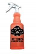 Емкость пластиковая Meguiar's D20155 Detailer Last Touch Spray (945мл)