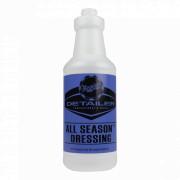 Емкость пластиковая Meguiar's D20160 Detailer All Season Dressing (945мл)
