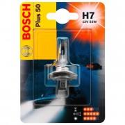 Лампа галогенная Bosch Plus 50 1987301042 (H7)