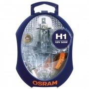 Комплект галогенных ламп Osram ALB (H1, P21W, PY21W, P21/5W, R5W, W5W)