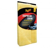 Полотенце микрофибровое Meguiar's X2010 Supreme Shine Microfiber Towel