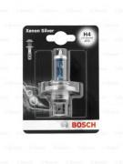 Лампа галогенная Bosch Xenon Silver 1987301068 (H4)