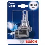 Лампа галогенная Bosch Pure Light 1987301062 HB3 (9005)