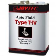 Синтетическая жидкость для АКПП Jaytec Auto Fluid Type T-IV