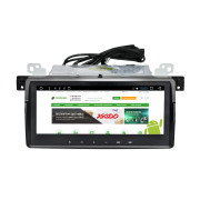 Штатна магнітола RedPower 31081 IPS DSP для BMW 3 серії (Е46) Android 7+