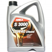 Моторное масло Areca S3000 Diesel 10w-40