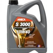 Моторное масло Areca S3000 10w-40