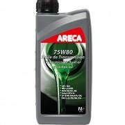 Полусинтетическое трансмиссионное масло Areca 75w-80 GL-5