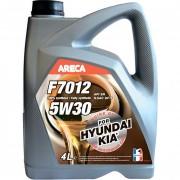 Моторное масло Areca F7012 5w-30