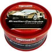 Mothers Бразильский воск карнаубы Mothers California Gold Brazilian Carnauba Cleaner Wax MS05500 (340г)