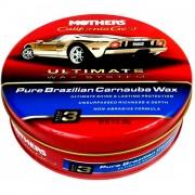 Mothers Твердый воск карнаубы Mothers California Gold Pure Brazilian Carnuba Wax Paste №3 MS05550 (340г)
