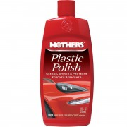 Полироль для пластика и фар Mothers Plastic Polish MS06208 (236мл)