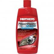 Mothers Профессиональный полироль-реставратор для пластиковых фар Mothers Power Plastic 4Lights MS08808 (237мл)
