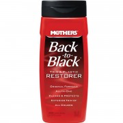 Восстановитель-полироль для черного пластика Mothers Back to Black Trim & Plastic Restorer MS06112 (355мл)