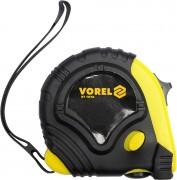 Рулетка с боковым фиксатором Vorel 10123 / 10125 / 10128 (3м, 5м, 7,5м)