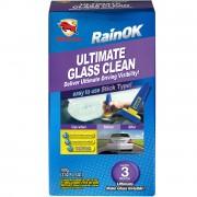 Очиститель-полироль для стекол и зеркал (8 обработок) Bullsone RainOk Ultimate Glass Clean OK-11872-900 (100мл)