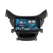Штатная магнитола Sound Box SBM-8992 DSP для Hyundai Elantra 2010-2014 (Android 10)