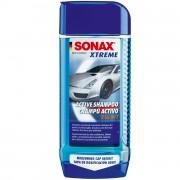 Активный автошампунь `2 в 1` Sonax Xtreme Active Shampoo 214200 (концентрат) 500мл