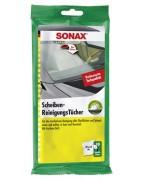 Салфетки для глубокой очистки стекла Sonax Scheiben Reiniger Tucher 415000 (20х18см)