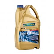 Синтетическое трансмиссионное масло для АКПП Ravenol ATF 9HP Fluid