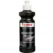 Абразивная паста для полировки пластиковых фар Sonax ProfiLine HeadLight Polish 276141 (250мл)