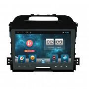 Штатная магнитола Sound Box SBM-8181 DSP для Kia Sportage R (Android 10)