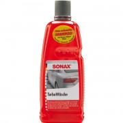 Автошампунь с эффектом стекания воды Sonax High Speed Wash 315300 (1л)