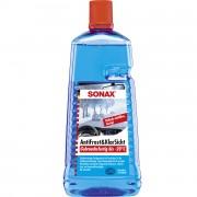 Жидкость для стеклоомывателя Sonax AntiFrost and KlarSicht 332541 до -20C (Зима)