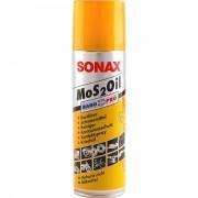 Молибденовая смазка MoS2 Sonax 339200 (аэрозоль 300мл)