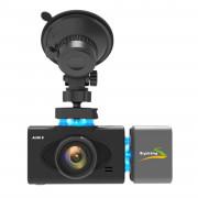 Автомобильный видеорегистратор Aspiring Alibi 8 (86ASCAR21PB) с Wi-Fi, дополнительной камерой и магнитным креплением