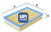 Воздушный фильтр UFI 30.245.00